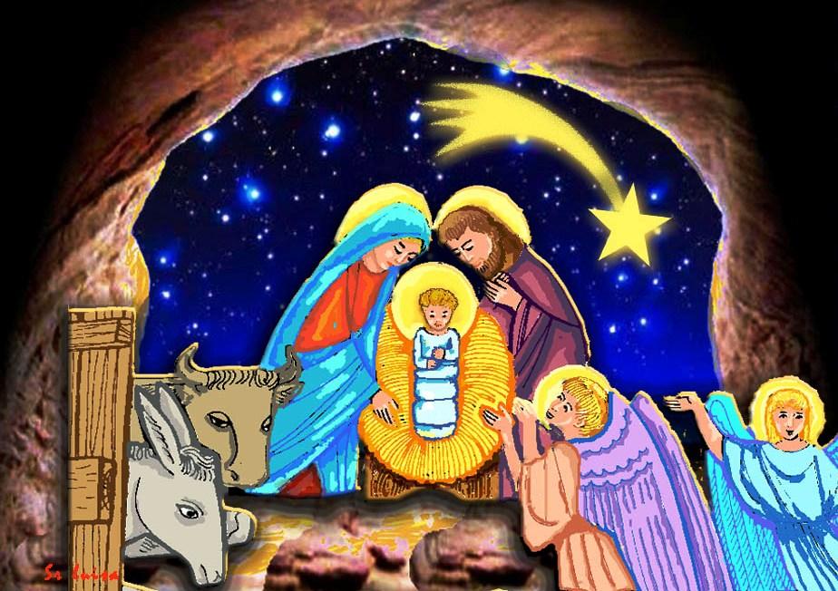 Auguri Di Buon Natale Qumran.Immagini Di Natale Qumran Disegni Di Natale 2019